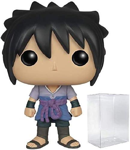 Funko Pop! Anime: Naruto Shippuden - Sasuke #72 Vinyl Figure (Includes Compatible Pop Box Protector Case)