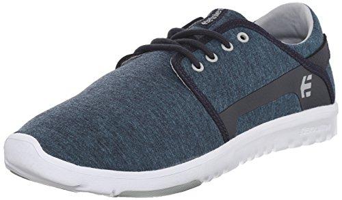 Basses Etnies Homme Scout Sneakers Blau navy Bleu grey 416 m white PxtTUrt