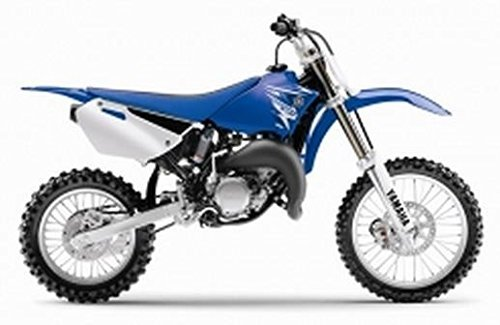 UFO YA02873K-089 Kit and Replacement Plastic (F-REDF YZ80/85 BLUE)