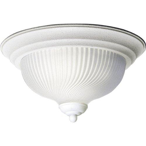 30 White Swirled Glass - 2