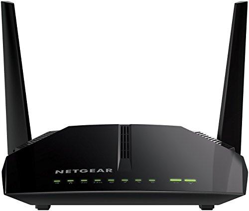 NETGEAR AC1200 (8x4) WiFi DOCSIS 3.0 Cable Modem Router
