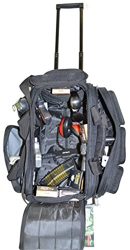 Explorer Wheeled RR29 Range Bag Assault Gear with Sling Hiking Shoulder Backpack EDC Camera Bag MOLLE Modular Deployment Compact Utility Military Surplus Strap