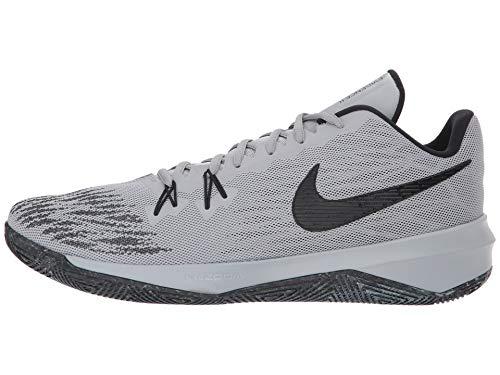 [NIKE(ナイキ)] メンズランニングシューズ?スニーカー?靴 Zoom Evidence II Wolf Grey/Black/Black 10.5 (28.5cm) D - Medium