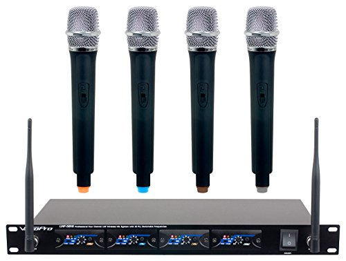 VOCOPRO UHF-5816-T1 Wireless Microphone System by VocoPro