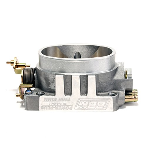 BBK 1534 Twin 52mm Throttle Body – High Flow Power Plus Series for GM 305/350 TPI