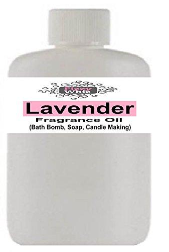 100ml Fragrance Oil - Candle, Bath bomb, Soap, Bath Salts, cosmetic Making fragrant Scent ( 27. Lavender ) NA