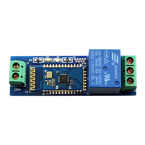 WINGONEER Bluetooth relay module mobile phone bluetooth remote control switch iot bluetooth - 12V