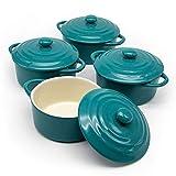 Mini Casserole Dish, Ceramic Make, Easy to Lift