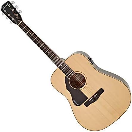 Guitarra Electro-Acustica Hartwood Villanelle Dreadnought Zurda