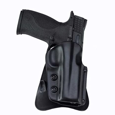 Galco M5X Matrix for Hi-Point JHP  45 (Black, Right-hand)