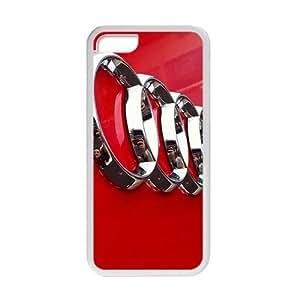 Zheng caseZheng caseCool-Benz Red car Audi Phone case for iPhone 4/4s