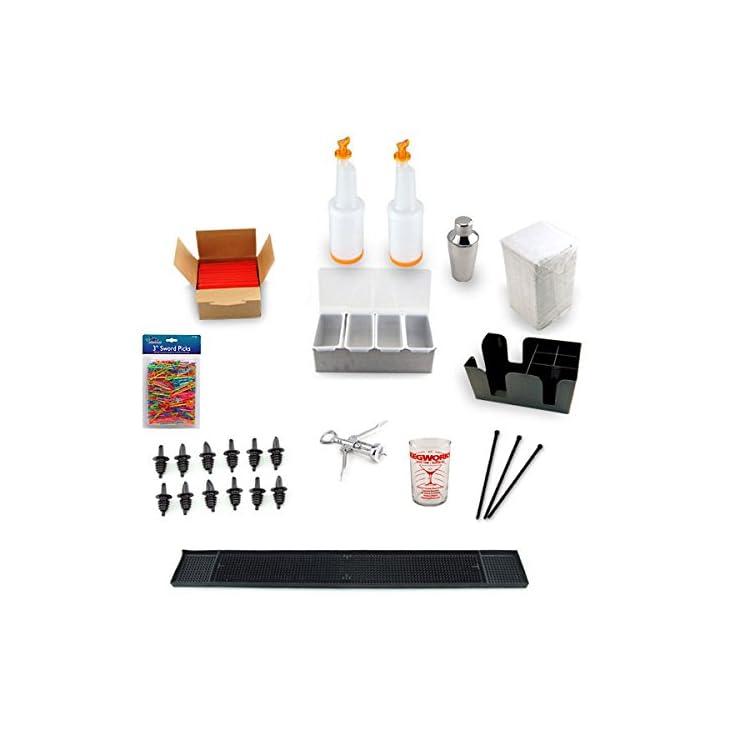 KegWorks Pro Bar Accessories Kit