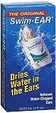 Swim-Ear, Ear-Water Drying Aid - 1 oz, Pack of 5