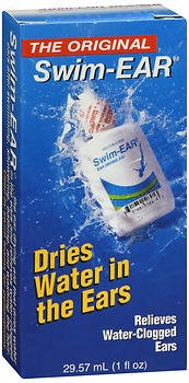 (Swim-Ear, Ear-Water Drying Aid - 1 oz, Pack of)
