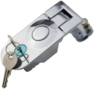 Stainless Steel Sealed Lever Compression Latch Adjustable Grip for Trailer