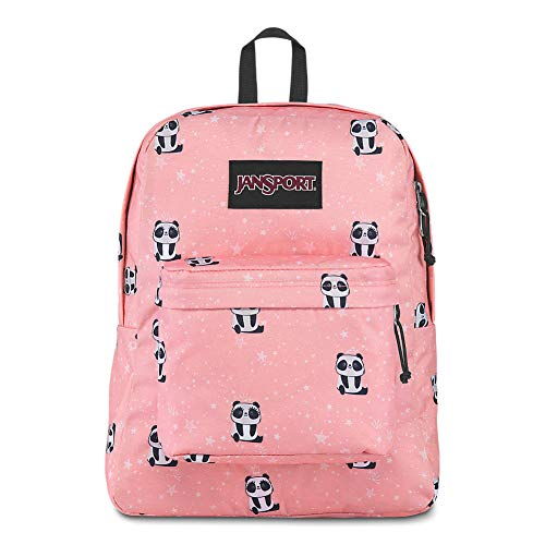 JanSport Black Label Superbreak Backpack - Lightweight School Bag | Pretty -