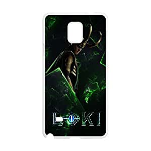 Lovely Thor Loki Phone Case For Samsung Galaxy Note 4 F56685