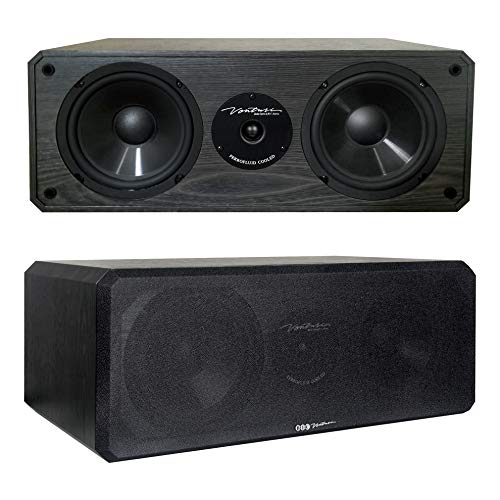BIC America DV-62CLRS 6-Inch 2-Way Center Channel Speaker