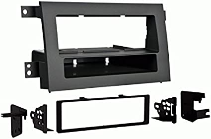 Metra 95-8156 Double DIN Installation Kit for 1990-1994 Lexus LS Vehicles Black