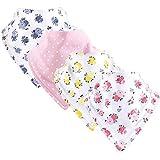 Luvable Friends Baby Basic Cotton Bandana Bib