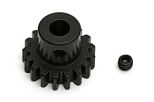 (Team Associated 89517 E-Conversion 17T Pinion)