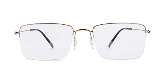 f82889ef15 Eyeglasses Silhouette Dynamics Colorwave Nylor 5497 7630 Gold/Maroon  53/19/145 3