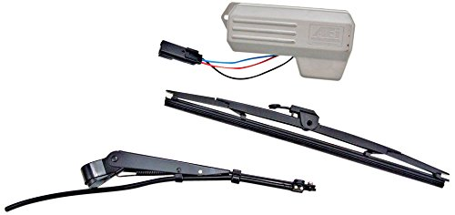 Bestop 54858-01 Wiper Motor Assembly for Trektop Pro for 2007-2017 Wrangler 2-Door and 4-Door