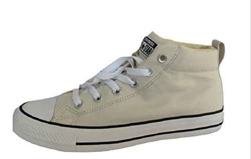 Converse Chuck Taylor All Star Street Mid Bleke Stopverf / Zwart / Wit