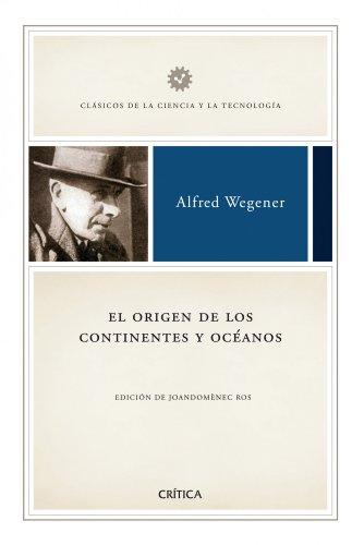 Descargar Libro El Origen De Los Continentes Y Océanos Alfred Wegener