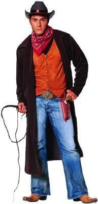 Gunslinger Cowboy Adult Costume