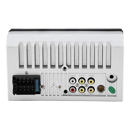 Akozon MP4 MP5 Player 7018B 7'' HD Car MP4 MP5 Player AUX Stereo BT Handsfree LCD FM Radio Remote Control by Akozon (Image #5)