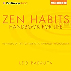 Zen Habits Audiobook