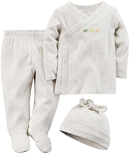 Carters Unisex Baby Piece Footed