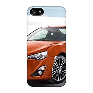 Slim Fit Tpu Protector Shock Absorbent Bumper Toyota Gt 86 Case For Iphone 5/5s
