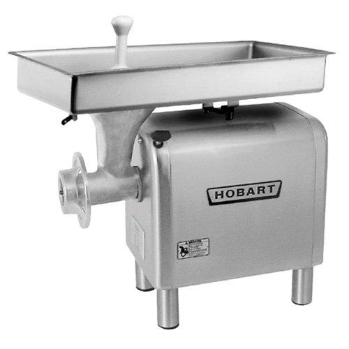 Hobart 4822-34 120V Stainless Steel Meat Chopper KIT (Chopper Meat Hobart)