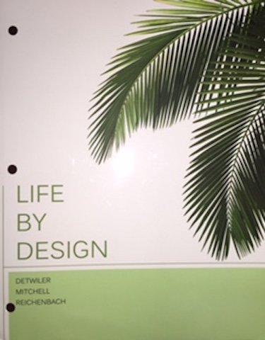 Life by Design (Looseleaf) (Custom)3RD 14