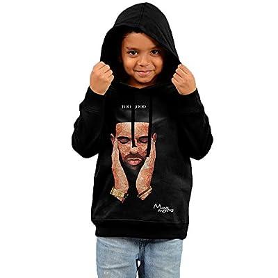 Pullover Kids Drake Ft. Rihanna - Too Good Hoodie Sweatshirt Juniors
