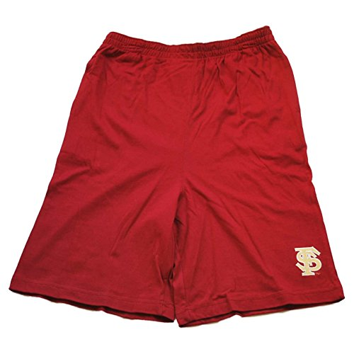 Florida State Seminoles Youth Boys Crimson/Gold NCAA Shorts (6/7)