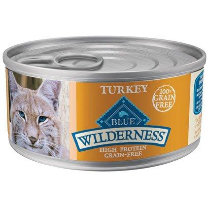 Blue Buffalo Wilderness Turkey - 24 - 5.5 oz. Cans