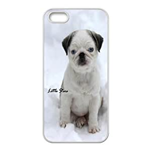 Generic Case Butterfly Dog For iPhone 5, 5S A4S1123514