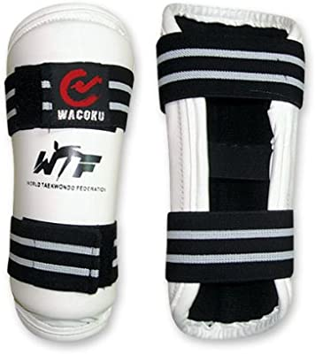 Wacoku WTF Approved Competition Taekwondo Shin Pads