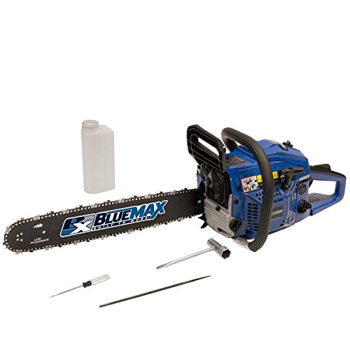 Blue Max 6595 18-Inch 45cc 2-Stroke Gas Powered Chain Saw by Blue Max