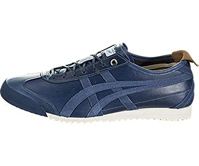 new concept 12e52 e14ef Amazon.com | Onitsuka Tiger Unisex Mexico 66 SD Shoes ...