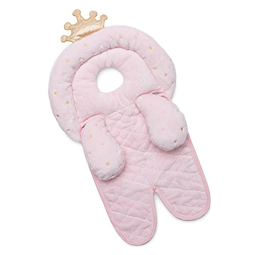 Boppy Luxe Head and Neck Support, Pink Princess