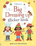 img - for Big Dressing Up Sticker Book book / textbook / text book