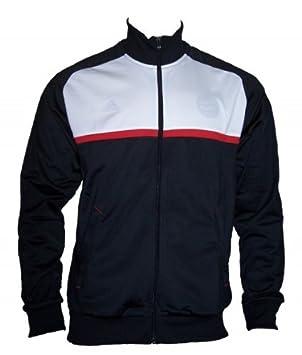 new products f9f37 a7482 adidas FC Bayern München Jacke - Track Top V10666