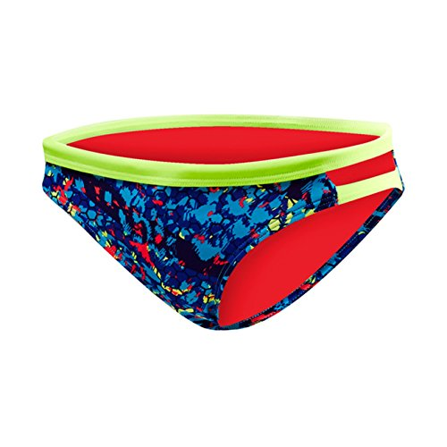 Tyr Oceania Durafast One Cove Mini 2PC Bikini Bottom Female Blue X-Small(0/2)