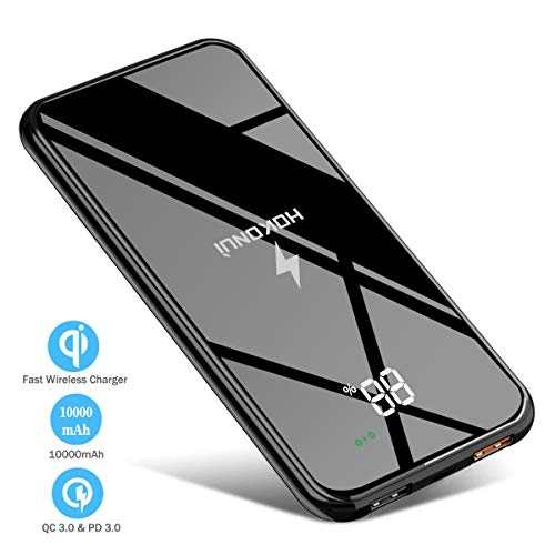 2. Fast Qi Wireless Power Bank for Samsung Galaxy S10+
