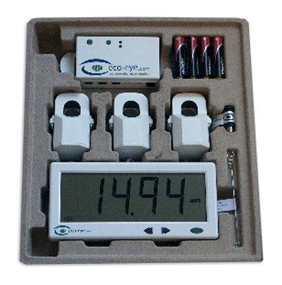 230V Ger/ät zum Stromsparen Stromfuchs Maxi 3 Phasen