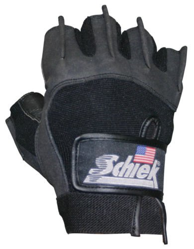 Schiek Sports, Inc. Premium Gel Lifting Gloves Size: Large